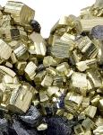 Pyrite and Sphalerite DES144